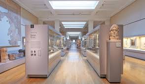 museum representations of roman britain and roman london a post