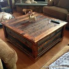 rustic solid wood coffee table rustic solid oak coffee table kojesledeci com