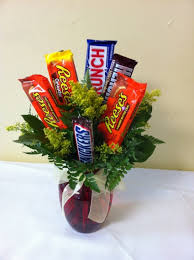 candy bar bouquet candy bar bouquet in elm tx celia s floral