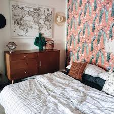 floral removable wallpaper wallsneedlove news and ideas