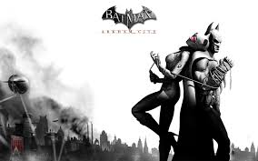 download wallpaper 1920x1200 batman arkham city catwoman airship