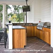 Outdoor Kitchen Cabinets Polymer 60 Best Outdoor Kitchen Images On Pinterest Kitchen Outdoor