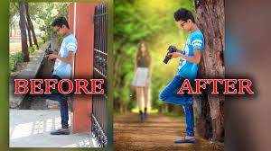 tutorial photoshop online photographer look effect in photoshop cs tutorials2017 youtube