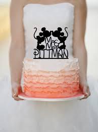 mickey and minnie cake topper disney wedding cake topper custom wedding cake topper