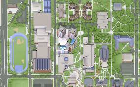 Iu Campus Map Campusbird And Esri Complementary Technology For Campus Maps