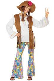 vetement femme cool chic déguisements femme hippies