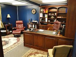 Oval Office Desk by The Custom Home Office Cabinets Design Including Desk And Wall