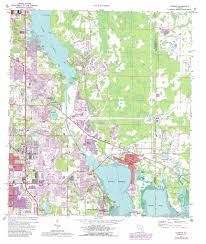 Tarpon Springs Florida Map by Oldsmar Topographic Map Fl Usgs Topo Quad 28082a6