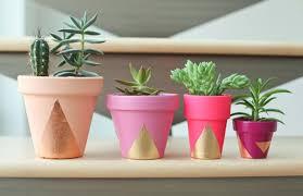 painting flower pots ideas condoconcepts info