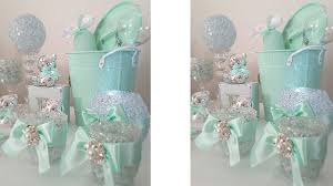 bling and glam baby shower diy lghts highly requested tiffany