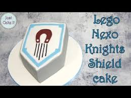Challenge Jak Zrobic How To Make Nexo Knights Shield Cake Jak Zrobić Tort Lego Nexo