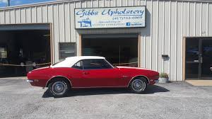 Muscle Car Upholstery Gibbs Upholstery Home Facebook