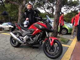 honda nc750x 2014 on review mcn