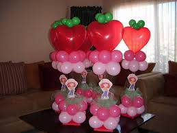Table Decorating Balloons Ideas 346 Best Balloon Decor Images On Pinterest Balloon Decorations