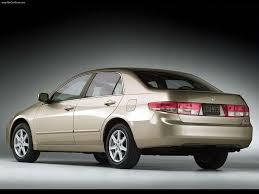 2003 honda accord horsepower honda accord sedan 2003 picture 18 of 30