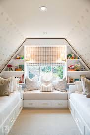 Kids Bedroom Solutions Small Spaces Best 25 Dormer Bedroom Ideas On Pinterest Loft Storage Attic