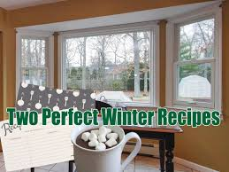 long island replacement window recipes for a warmer winter