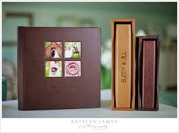 leather wedding albums creating an heirloom virginia wedding photographer katelyn