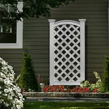 decorating remarkable lowes lattice furnishing home exterior