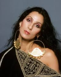 1970s earrings cher 1970 s gold earrings cher in photos and tourbooks 80s