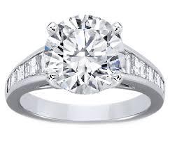 Huge Wedding Rings by Large Diamond Ring The Diamond