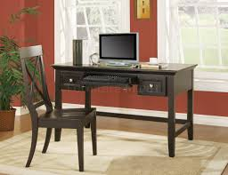 Secretary Office Desk by Furniture Open Construction And Minimalist Design With Pier One