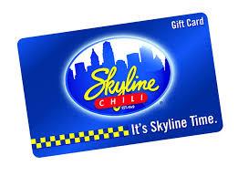 chili gift card 25 skyline chili gift card skyline chili retail store