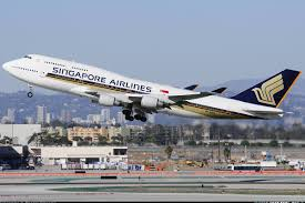 charles ryan u0027s flying adventure singapore airlines boeing 747 400