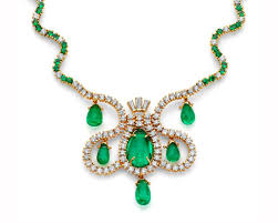 emerald gemstone necklace images 887 carat emerald up for auction cnn style jpg
