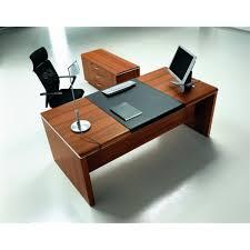 sous mains de bureau bureau direction sous cuir zeta x mobilier de bureau