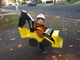 Party Box Halloween Costumes 25 Digger Costume Ideas Cat Bulldozer Boy