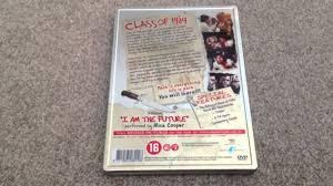 class of 1984 dvd class of 1984 dvd steelbook unboxing
