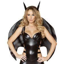 Fallen Angel Halloween Costume Fallen Angel Wings Ebay