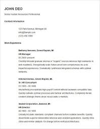 example resume templates free resume templates 20 best templates
