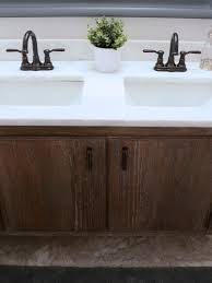 How To Build A Bathroom Vanity Thrift Diving Blog Diy Home Improvement Furniture Paint Power