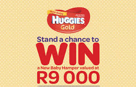 huggies gold specials huggies gold win a new baby valued at r9000 baby city