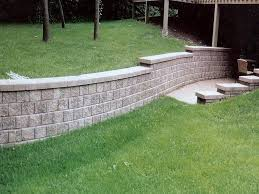 Patio Retaining Wall Ideas Patio Retaining Wall Ideas Home Design Ideas