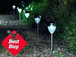 solar powered lights for garden outdoor solar lights best solar