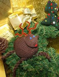 christmas ornaments patterns yarnspirations