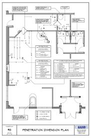 modern house design plans simple blueprints with measurements