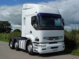 renault premium renault premium 420 dci 6 x 2 tractor unit