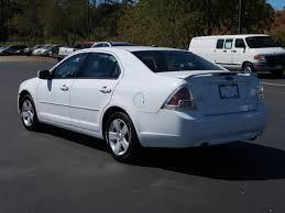 2007 ford fusion se 2007 ford fusion v6 se for sale in asheville