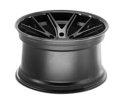 Matte Black Mustang Wheels Wheels Ferrada Ferrada Fr2 Matte Black Gloss Black Lip Need 4