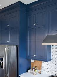 home decor distressed blue kitchen cabinets as distressed white
