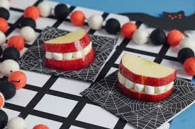 creative halloween party snacks brown clinic
