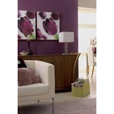 Purple Bedroom Feature Wall - dulux feature wall mulberry burst matt emulsion paint 1 25l