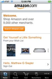 what happens on black friday amazon amazon launches an iphone app uh where was this on black friday