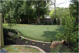 backyards mesmerizing backyard putting green cost backyard