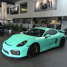 miami blue porsche boxster gt4 pts mint green with lwbs and pccbs page 6 rennlist