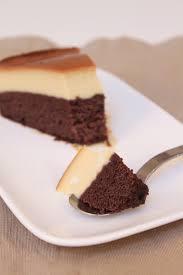 cuisiner des gateaux gâteau impossible au caramel surprises et gourmandises